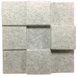 Form paneel  9 square kleur...